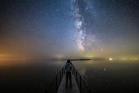 大宇宙に身を委ねる - 山歩き川歩き