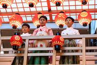 祇園祭2019長刀鉾会所 - 花景色-K.W.C. PhotoBlog