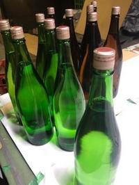 「純米吟醸ブルーラベル」「特別純米ゴールドラベル」レッテル張りなど - 日本酒biyori