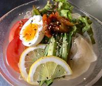 韓国冷麺 - 日だまりカフェ