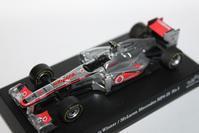 1/64 Kyosho SUZUKA LEGEND 5 2011 Vodafone McLaren Mercedes MP4-26 - 1/87 SCHUCO & 1/64 KYOSHO ミニカーコレクション byまさーる