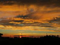 夕焼け - 散歩日和
