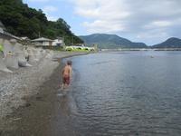 7月31日(水)・・・夏休み海水浴、そして蘭越町の黄金温泉へ - 喜茶ゆうご日記  ~僕の気ままな日記~