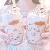 かわいすぎ♡この夏飲みたい!ポムポムプリンのタピオカ - #ぴよのかわいいこれくしょん