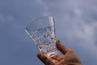 高山浩子さんの『ちるらんグラス』が入荷しました - くわみつの和み時間