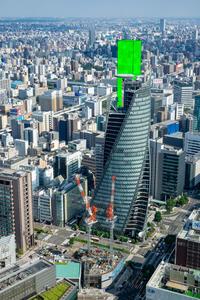 名駅南2丁目タワーマンション予想図 - 名駅観測所