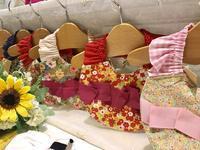 夏の装い~洋服・布雑貨・刺繍アクセサリー~開催中です - Hiroshima HH