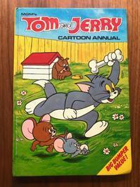 pecoraの本棚『Tom & Jerry cartoon annual』 - 海の古書店