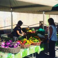 夏の農民市場は旬真っ盛り! - 幸せなシチリアの食卓、時々旅