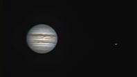 久しぶりの木星 - お手軽天体写真