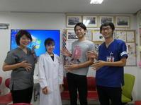 じゃ~ん!病院見学の方が来てくれました☆ - 長崎大学病院 医療教育開発センター           医師育成キャリア支援室