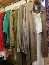 Silk  shirts Jacket - carboots