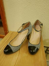 CHANEL PUMPS - carboots