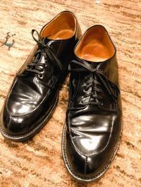 心機一転の紐選び - Shoe Care & Shoe Order 「FANS.浅草本店」M.Mowbray Shop