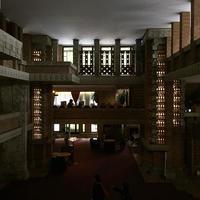 明治村の帝国ホテル旧本館 - いえづくりん