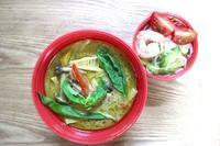 タイのお弁当とクーーール - オヤコベントウ