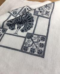 Linen and Threads Mystery Sampler   13 - いとの色