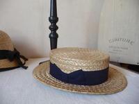 帽子をかぶって - une Belle Chose 日々のつれづれ
