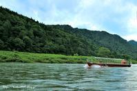 最上川舟下り#2 - Bamboobooのひとりごと