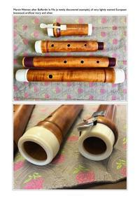 Fine used barque flutes for sale! - 都の写真帳