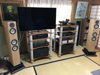 お客様訪問記【Electrocompaniet NEMO(AW600)】 - クリアーサウンドイマイ富山店blog