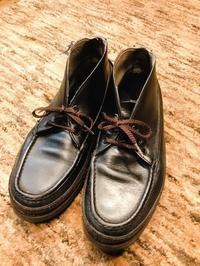 カカトのすり減り修理!! - Shoe Care & Shoe Order 「FANS.浅草本店」M.Mowbray Shop