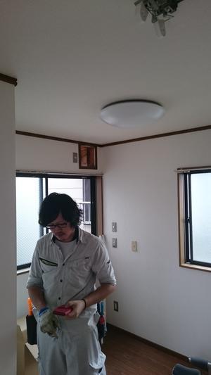 足立区H様邸内装リフォーム工事+電気設備。 - 一場の写真 / 足立区リフォーム館・頑張る会社ブログ
