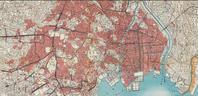 戦災焼失区域表示 - ミカンセーキ