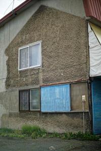 家の外壁なんだけど・・・ - inside out