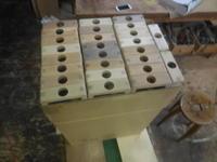 ミニ花びんほぼ完成。 - 手作り家具工房の記録