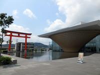 【富士宮】富士山世界遺産センター【18きっぱー】 - お散歩アルバム・・夏空の下で