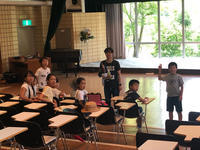 子ども環境劇場in京北 3日目 - 枚方市・八幡市 子どもの教室・すべての子どもたちの可能性を親子で感じる能力開発教室Wake(ウェイク)