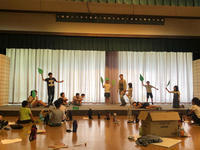 リハーサル☆ふたつめのチーム - 枚方市・八幡市 子どもの教室・すべての子どもたちの可能性を親子で感じる能力開発教室Wake(ウェイク)