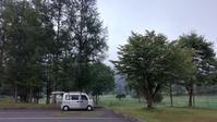 車旅47日目留萌市小平町おびらしべ湖 - 空の旅人