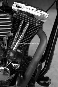 エンジンの素性はクランクで決まる。 - Rodspider MotorWorks