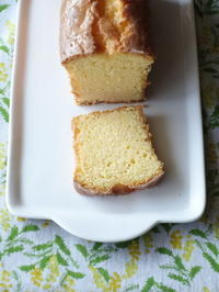 レモンとサワークリームのパウンド - Baking Daily@TM5