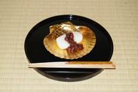 貝皿金箔貼り - 懐石椿亭(富山市)公式blog
