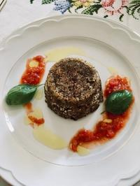 守破離〜茄子のフラン - ローマの台所のまわり