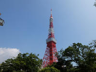 東京タワーが凛々しく見えます - 植村写真スタヂオblog