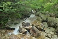 滋賀の名瀑「楊梅の滝」でマイナスイオンに癒やされて - あ お そ ら 写 真 社