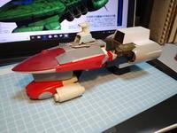 0803 - Hyper weapon models 模型とメカとクリーチャーと……