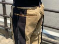 """SWITCHING PANTS""Style~KODAI~ - DAKOTAのオーナー日記「ノリログ」"