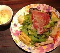 910、  ノムカ+cafe - おっさんmama@福岡 の外食日記