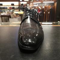 ハイシャインの「正解、ゴール」 - シューケアマイスター靴磨き工房 銀座三越店