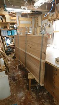 2m×90cm杉天板 - KAKI CABINETMAKER