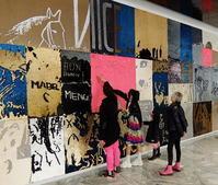 """NYのハドソン・ヤードに自分で描く体験型アート、""""I was here""""(私はここにいた)展示中 - ニューヨークの遊び方"""