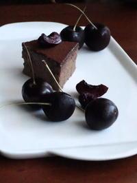 チョコレート・チーズ・ケーキ - Baking Daily@TM5