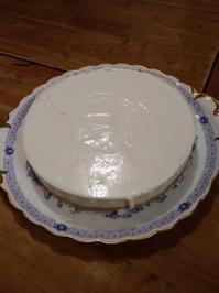 Birthday cakeは、いつもレアーチーズケーキ - タワラジェンヌな毎日