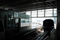 羽田空港国際線ビル駅 / X70 - minamiazabu de 散歩
