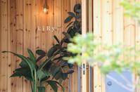 美容室kiRy OPEN!! - Nazuna Design Office